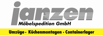 Janzen Möbelspedition - Logo
